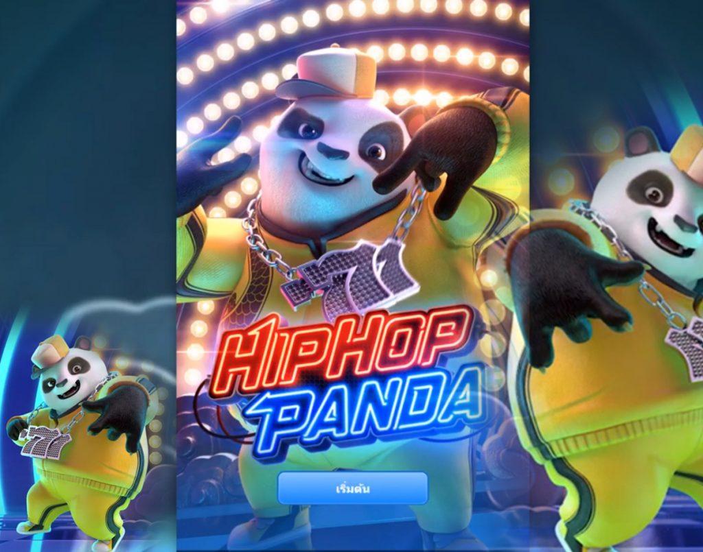 แนะนำเกมสล็อต Hip Hop Panda รายละเอียดก่อนลงเดิมพัน